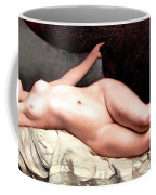 An Odalisque Coffee Mug