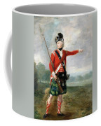 An Officer Of The Light Company Of The 73rd Highlanders Coffee Mug