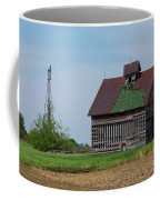 An Old Illinois Barn Coffee Mug