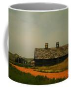 An Old Montana Barn Coffee Mug