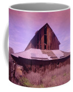An Old Weathered Barn  Coffee Mug