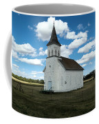 An Old Wooden Church Coffee Mug