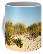 An Opening In The Fence - Jersey Shore Coffee Mug