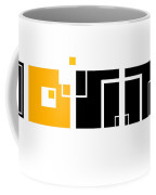 An Orange One Coffee Mug