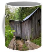 An Ozark Mill Coffee Mug