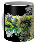 An Umpqua Night Coffee Mug