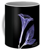 An X-ray Of A Datura Flower Coffee Mug
