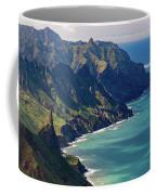 Anaga Mountains Coffee Mug
