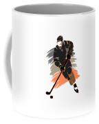 Anaheim Ducks Player Shirt Coffee Mug