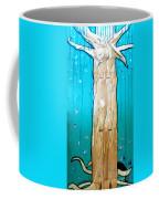 Ancestral Tree Indians To The Sea Coffee Mug