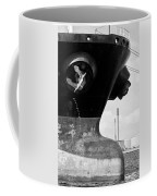 Anchor Of A Tanker Coffee Mug