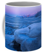 Anchorage Icebergs Coffee Mug