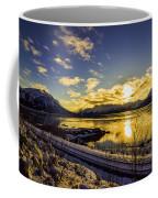 Anchorage Sunrise Coffee Mug
