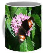Anchored Down - Butterfly Coffee Mug