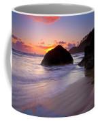 Anchoring The Beach Coffee Mug