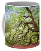 Ancient Angel Oak Tree  Coffee Mug