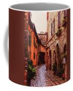 Ancient Italian Village Coffee Mug