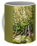Ancient Latte Stones  Coffee Mug