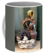 Model Of Ancient Water Mill In Greece  Coffee Mug