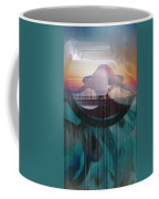 Ancient Of Days - After William Blake Coffee Mug
