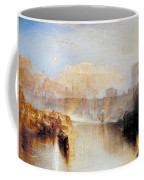 Ancient Rome - Agrippina Landing With The Ashes Of Germanicus Coffee Mug