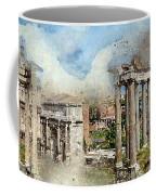 Ancient Rome II Coffee Mug