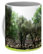 Ancient Ruins Temple Grounds 2 Coffee Mug
