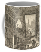 Ancient School Built According To The Egyptian And Greek Manners Coffee Mug