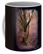 Ancient Tree By A Stream Coffee Mug