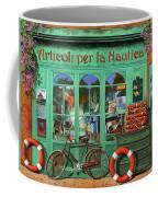 Ancora Una Bicicletta Rossa Coffee Mug