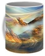 And The Light Shines On And On And On... Coffee Mug