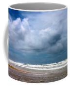 And The Sea Foam Rolls In Coffee Mug