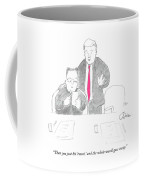 And The Whole World Goes Crazy Coffee Mug
