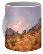 Andalucian Landscape Near Zahara De La Sierra Spain Coffee Mug