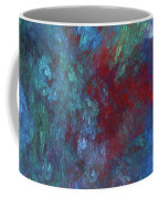 Andee Design Abstract 1 2017 Coffee Mug by Andee Design