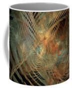 Andee Design Abstract 137 2017 Coffee Mug by Andee Design