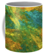 Andee Design Abstract 16 B 2018 Coffee Mug
