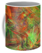 Andee Design Abstract 24 2018 Coffee Mug by Andee Design