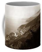 Anderson Creek Labor Camp Big Sur April 3 1931 Coffee Mug