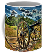 Andersonville Cannon Coffee Mug