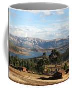 Andes Lake Coffee Mug