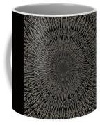 Andoluvium Metal Mandala Coffee Mug