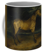 Andre Theodore Gericault   A Horse Frightened By Lightning Coffee Mug