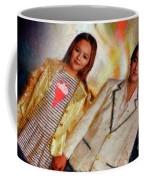 Andrew Blaner A Night Out Coffee Mug