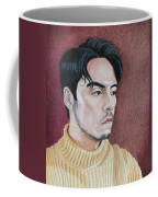 Andrew Portrait Coffee Mug