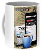Android App Development Abu Dhabi Coffee Mug