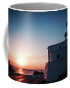 Andros Island Sunset - Greece Coffee Mug