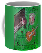 Andy White At Swallow Hill Coffee Mug