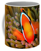 Anemone Fish Coffee Mug