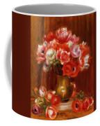 Anemones 1909 Coffee Mug
